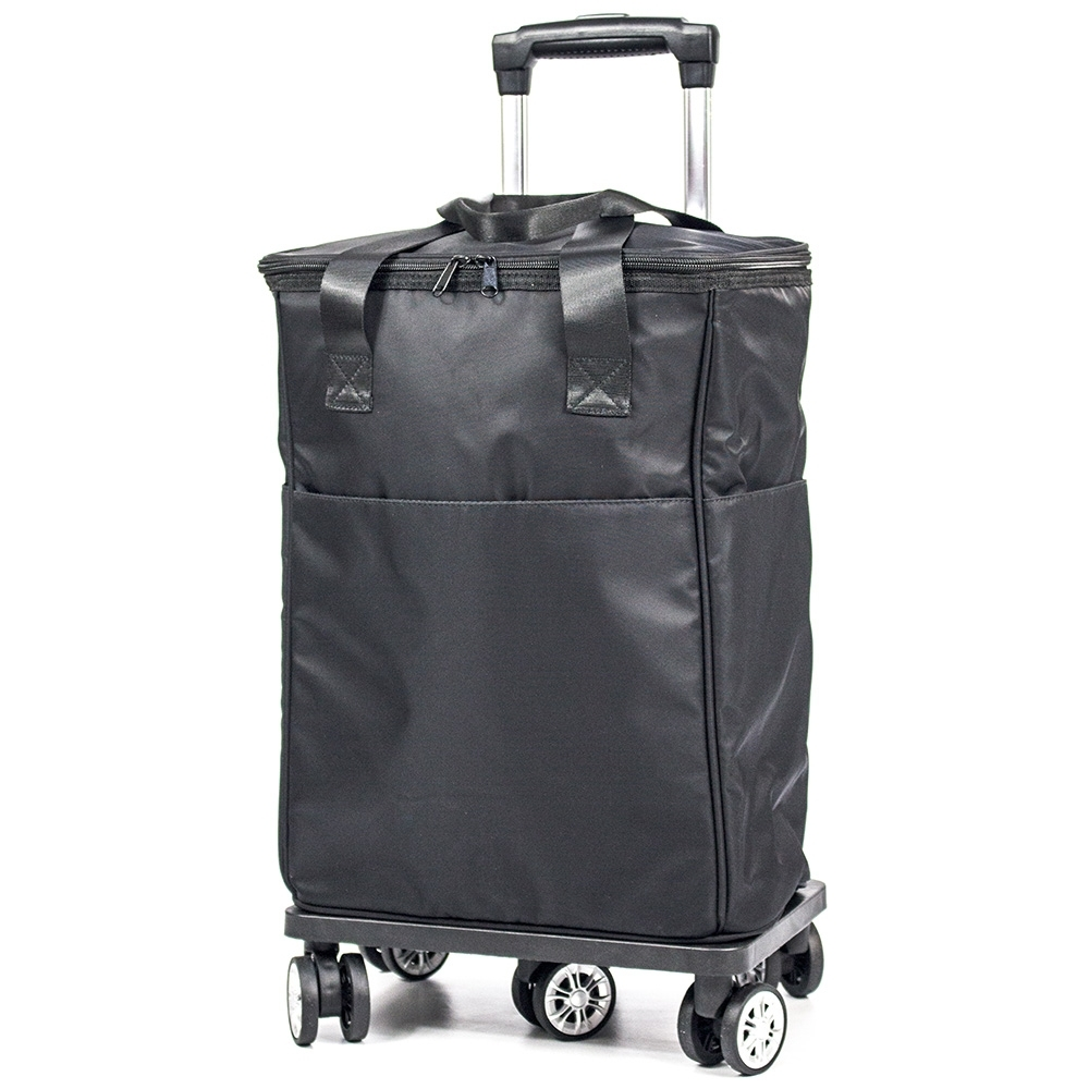 aaronation - 保證超滑順六輪購物拉桿袋 - V5-S218