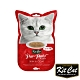 Kitcat呼嚕嚕肉泥-泌尿健康配方(鮪魚) 60g 貓零食 貓肉條 貓肉泥 化毛 牛磺酸 保健零食 product thumbnail 1