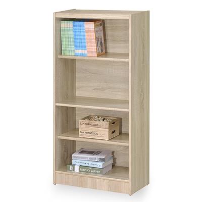 時尚屋 格納2x4尺開放式書櫃 寬60x深30x高120公分