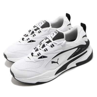 Puma 休閒鞋 RS Fast 運動 男鞋 基本款 舒適 簡約 球鞋 穿搭 白 黑 38056203