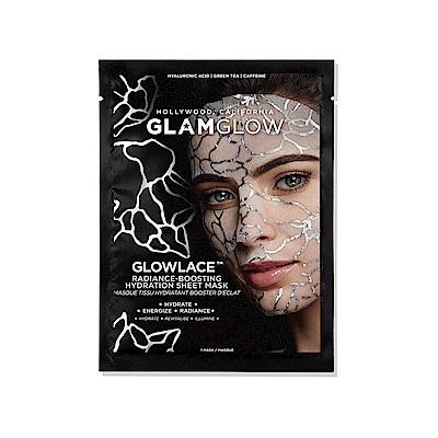(買一送一)GLAMGLOW 高效保濕蕾絲面膜 1片裝