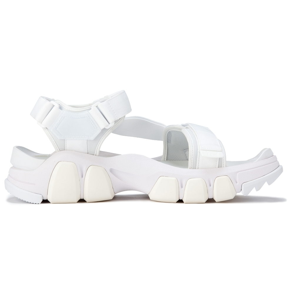 Onitsuka Tiger鬼塚虎- DENTIGRE STRAP 潮流休閒涼鞋 白色1183B256-100