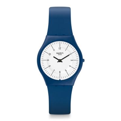 Swatch SKIN超薄系列手錶 MARMARELLA -34mm