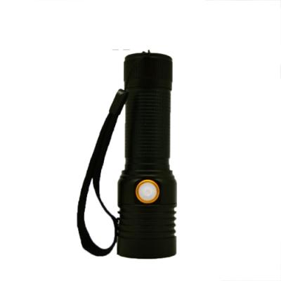 【BWW嚴選】T6伸縮變焦手電筒 (WT-1305)