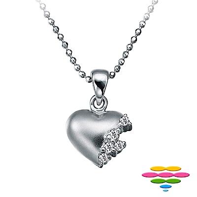 彩糖鑽工坊 鑽石項鍊 回憶系列