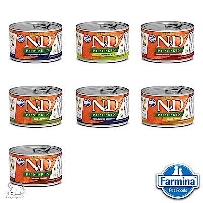 Farmina法米納 ND挑嘴犬南瓜無穀主食罐 140g 6罐