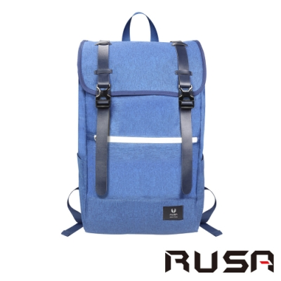 RUSA 15.6吋後背包(RS-509/單寧藍)