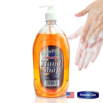 美國HAND RX 超霸號抗菌洗手乳1180ml
