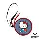 【ROXY】HELLO KITTY COIN CASE 聯名零錢袋 藍色 product thumbnail 1