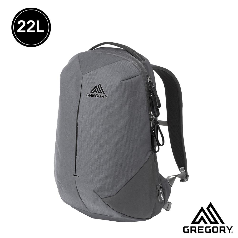 Gregory 22L SKETCH UR多功能電腦背包 雜灰