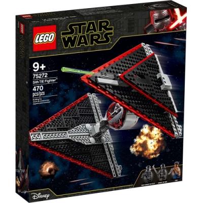 樂高LEGO 星際大戰系列 - LT75272 Sith TIE Fighter