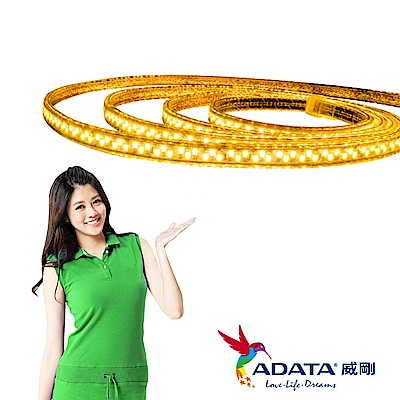 ADATA威剛 LED可調光防水軟條燈/庭院燈/露營燈