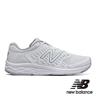 New Balance 輕量跑鞋 女鞋 白 W490LW5