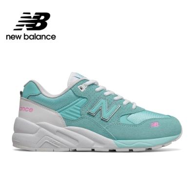 【New Balance】TIER 1 復古鞋_CWT580TB-B_女性_蘋果綠