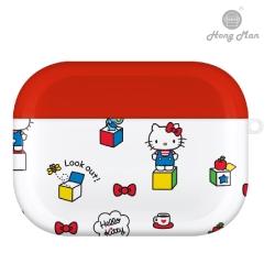 三麗鷗 Airpods Pro耳機保護套 凱蒂貓 時光盒子