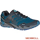 MERRELL AGILITY 2 GTX 野跑男鞋-藍(77651)
