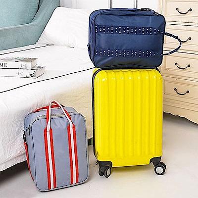 【暢貨出清】JIDA 簡約超便利大容量三用旅行拉桿收納包(2色)