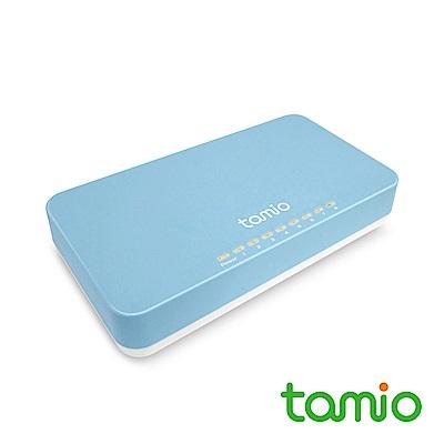 TAMIO S8 8埠USB供電Giga網路交換器【台灣製】