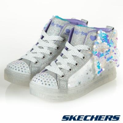SKECHERS 女童系列 SHUFFLE BRIGHTS 2.0-314015LWSL