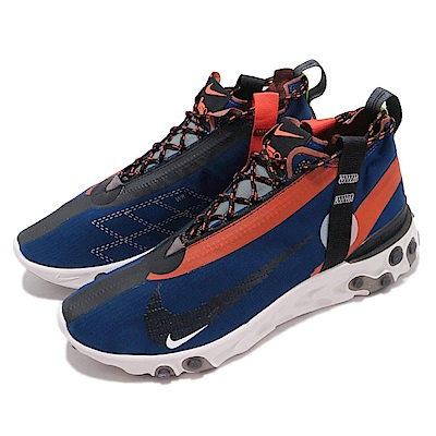 Nike 慢跑鞋 React Runner Mid 男鞋