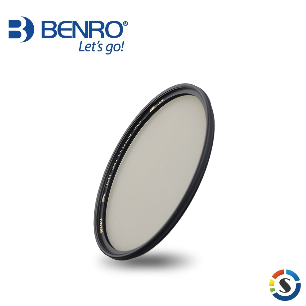 BENRO百諾 (58mm) SHD CPL-HD ULCA WMC/SLIM 偏光鏡