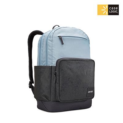 Case Logic-CAMPUS 29L筆電後背包CCAM-4116-淺藍/花紋