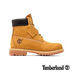 Timberland 男款經典6吋防水黃靴   10061713