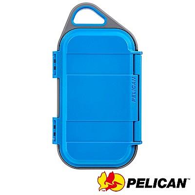 美國 PELICAN G40 GOCASE 微型防水氣密箱-(藍灰)