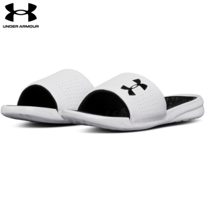 【UNDER ARMOUR】男 Playmaker Fix拖鞋