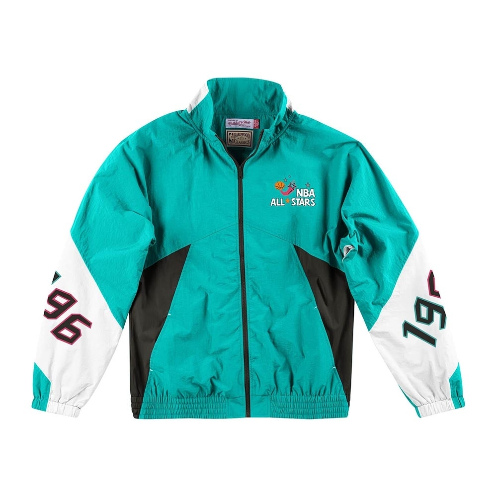 M&N Midseason Windbreaker 2.0 復古外套 1996明星賽