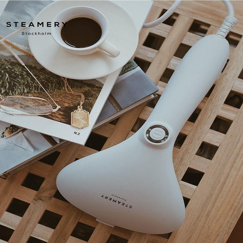 Steamery瑞典 手持蒸氣掛燙機 (灰色)