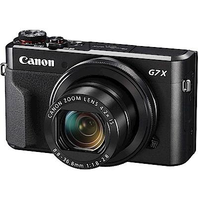 【128G原電】Canon G7 X Mark II (G7XMK2)類單眼相機(公司貨)