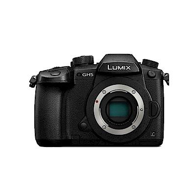 加贈雲台專業腳架) Panasonic GH5 微單眼相機公司貨