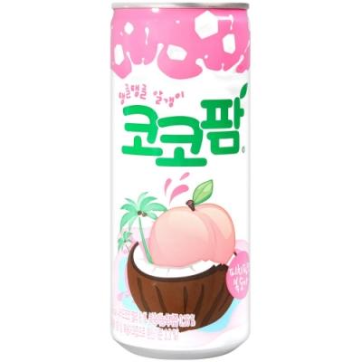 HAITAI COCO椰果飲料-蜜桃風味(240ml)