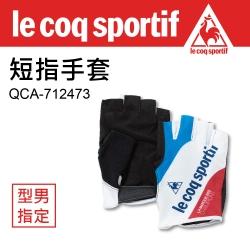 le coq sportif 公雞牌 短指手套 QCA-712473