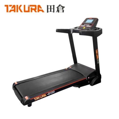 【TAKURA】影音實景運動電動跑步機