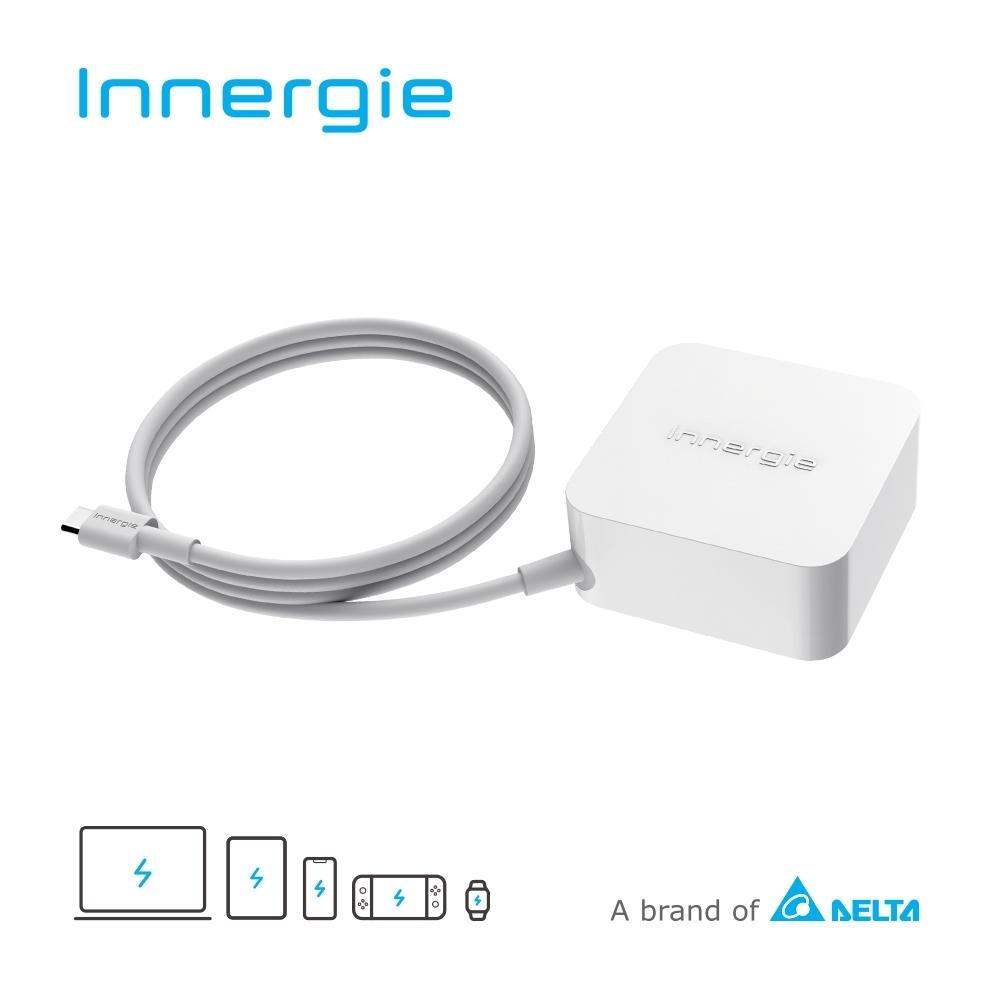Innergie 65C (白) 65瓦USB-C萬用充電器