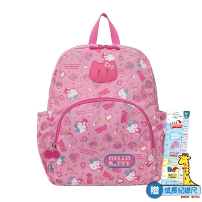 【 HELLO KITTY】休閒潮流-後背包(XS) 粉紅 KT88B06PK (IMKS)
