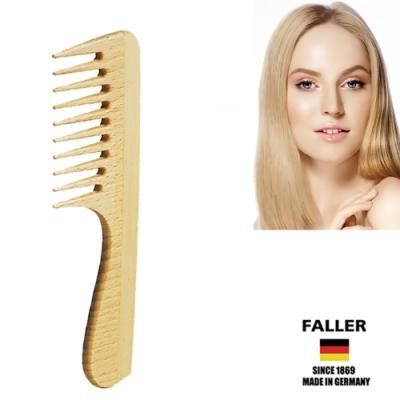 德國FALLER芙樂德國製 FSC寬木齒梳  (一入)