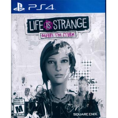 奇妙人生:風暴之前 Life is Strange: Before the Storm - PS4 中英文美版