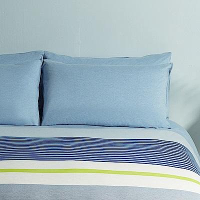 Yvonne Collection淺藍枕套(可搭配變色條床組)