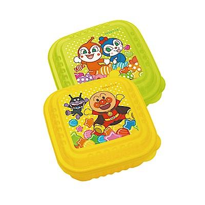 麵包超人-AN麵包超人日製方型保鮮盒2入組(大)