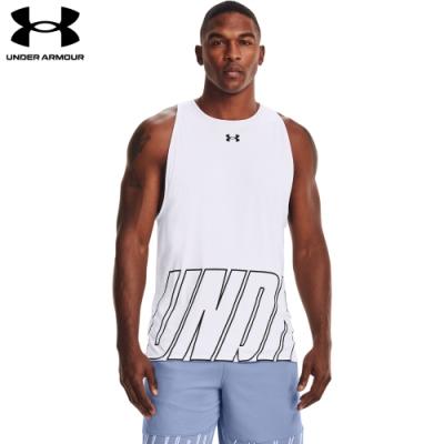 【UNDER ARMOUR】UA 男 Baseline背心T-Shirt