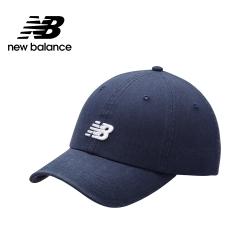 【New Balance】LOGO棒球帽_中性_丈青_LAH91014NGO