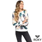 【ROXY】NIGHT IS YOUNG T恤 白色