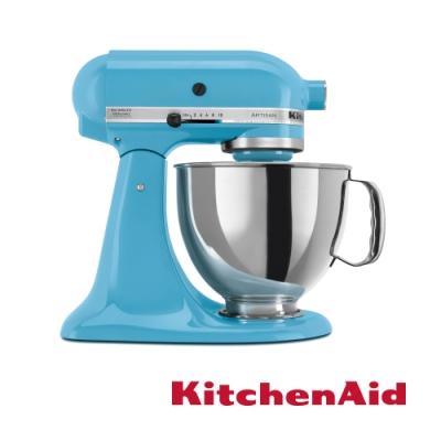 KitchenAid 桌上型攪拌機(抬頭型)5Q(4.8L)冰晶藍