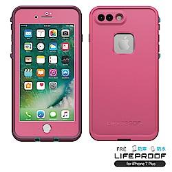 LIFEPROOF iPhone 7+ 專用 防水防雪防震防泥超強保護殼-FRE(甜心紫)