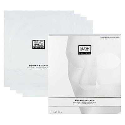 ERNO LASZLO 奧倫納素 超肌亮 淨白果凍面膜 4x25g