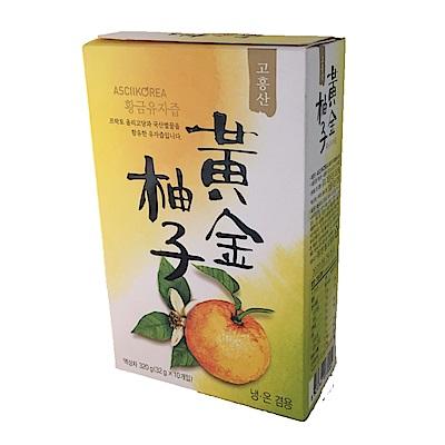黃金柚子 柚子汁隨手包(32g*10入)