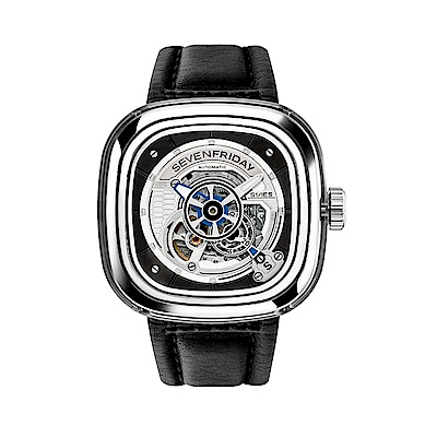 SEVENFRIDAY S1 潮流新興瑞士機械腕錶